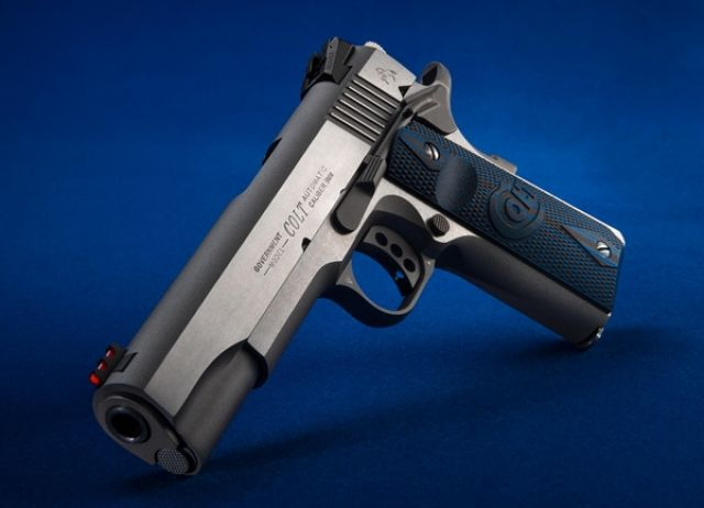 Colt  Competition Inox