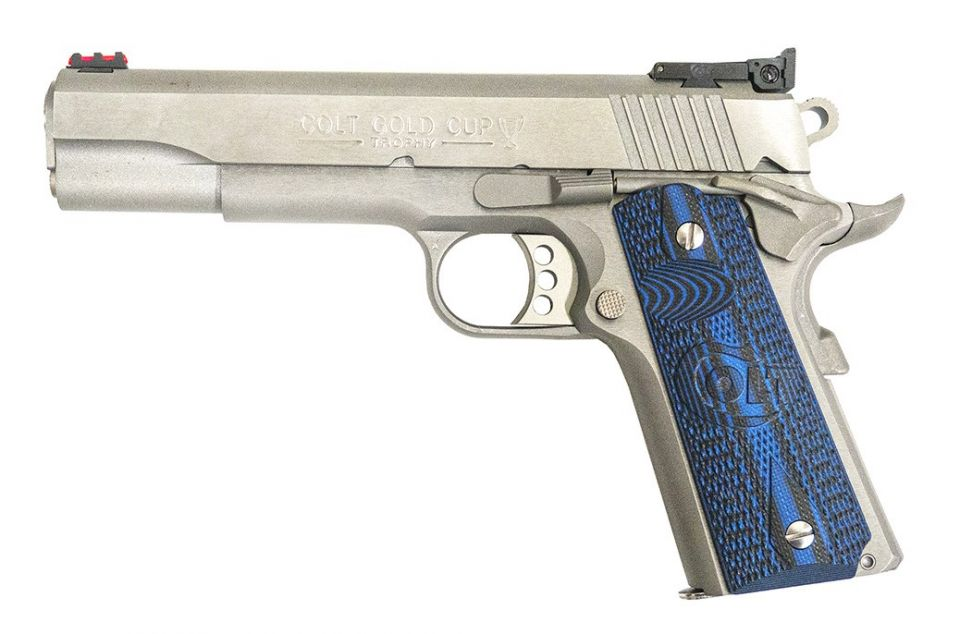 Colt Gold Cup Trophy Lite 9mm