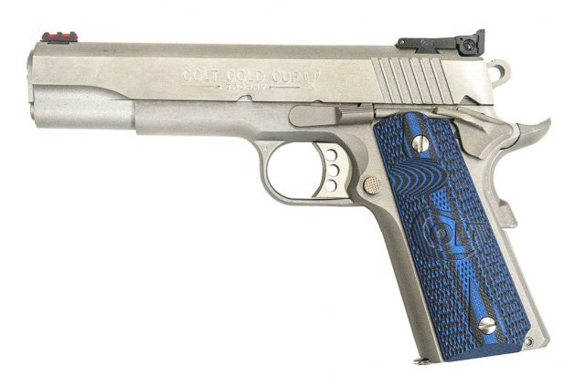 Colt Gold Cup Trophy Lite 9mm/45 A.C.P.