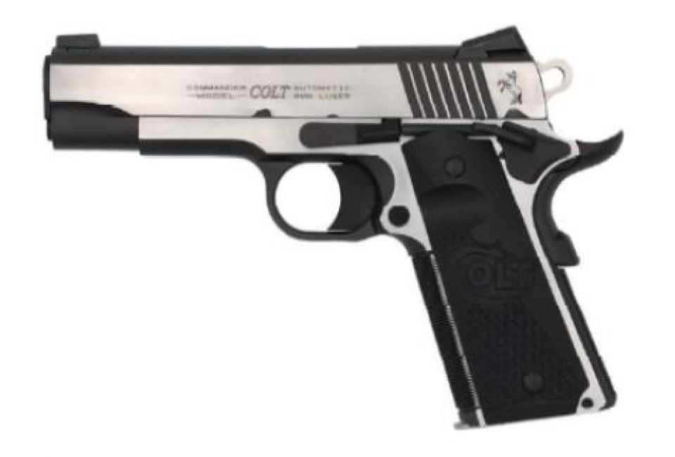 Colt Combat Elite Commander 9 mm Luger.