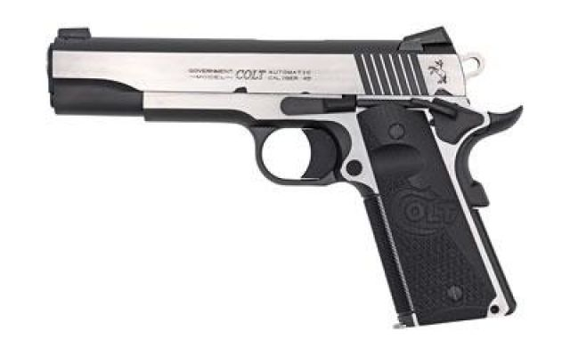 Colt Combat Elite 9 mm Luger.